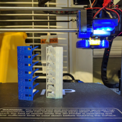 image.png Télécharger fichier STL gratuit Tour d'étalonnage détaillée • Modèle pour imprimante 3D, a_str8