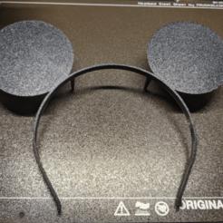 Descargar diseños 3D gratis Cinta para la oreja de ratón, a_str8