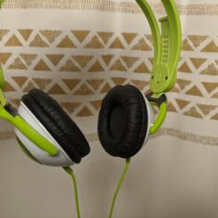 Descargar archivo 3D gratis Reparación de auriculares Kidz Gear, a_str8