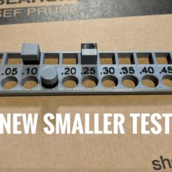 image.png Download free STL file Printer Tolerance Test • 3D print design, a_str8