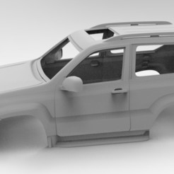 untitled.277.jpg Télécharger fichier STL RC carrosserie Toyota Prado 3 portes 275mm empattement Axial RC4WD • Objet pour impression 3D, myrc4x4