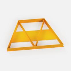 Download free STL file Triple Cut Crescent Cutter • Template to 3D print, Abayarde