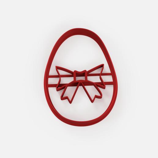 pascua 4.png Télécharger fichier STL gratuit easter set x5 cookie cutter pack - ensemble de coupe-papiers de Pâques x5 • Design pour impression 3D, Abayarde