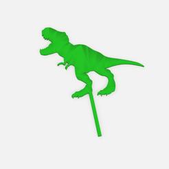 Télécharger fichier STL gratuit Dinosaure - dino rex, Abayarde