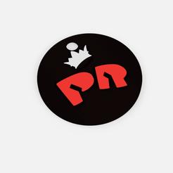 Download free STL file Patricio Rey and his Ricota rounds key ring - Los Redondos • 3D printing object, Abayarde