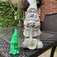 Download 3D printing files Gnome, DaveRigDesign