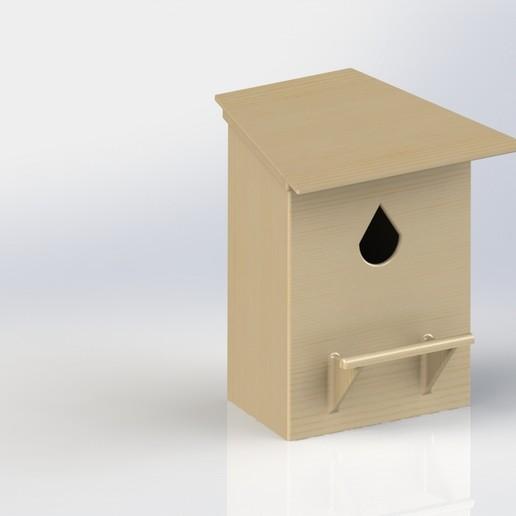 Télécharger plan imprimante 3D gatuit nid d'oiseau, SG3D