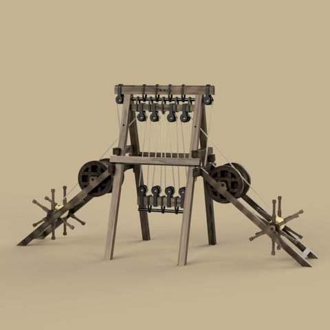 Download free 3D print files Korean traditional crane, BetaMan