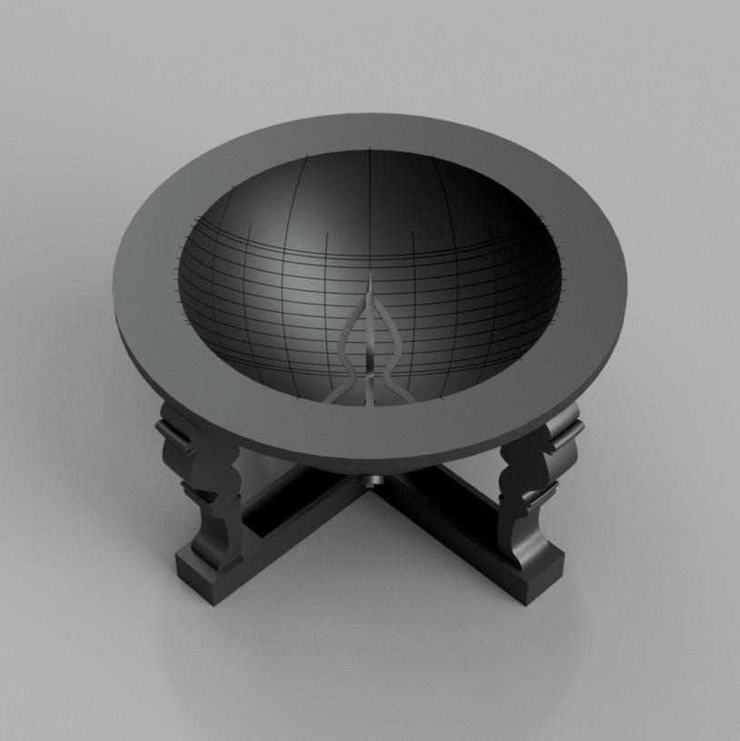 85acee9b68b8e7c75ab57a2197b5835a_display_large.jpg Download free STL file Korean traditional sundial • 3D printable model, BetaMan