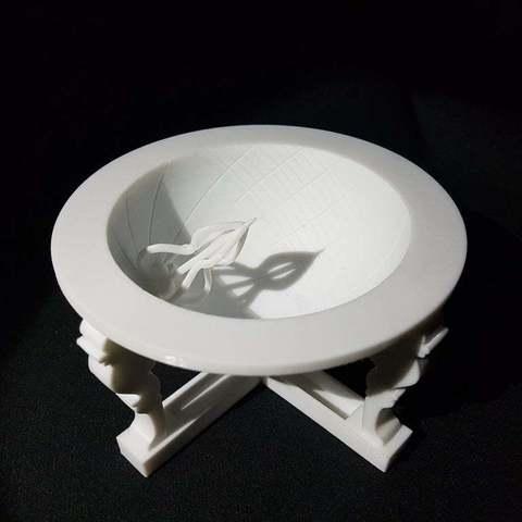 Download free 3D printing designs Korean traditional sundial, BetaMan