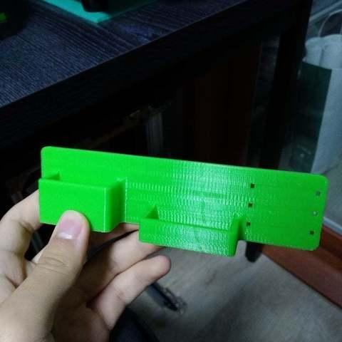 Télécharger fichier 3D gratuit Porte-outil pour outils d'imprimante 3D, BetaMan