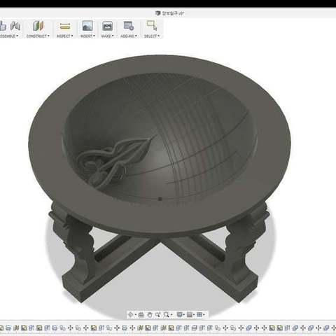 78092f55d538beb86ecd40583fcbff0b_display_large.jpg Download free STL file Korean traditional sundial • 3D printable model, BetaMan