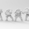 Sigmarine formation.png Download free STL file Age of Grimdark Prime marines • 3D printing design, KarnageKing