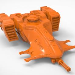 Descargar modelos 3D para imprimir D'evilTransporte de peces, KarnageKing