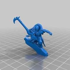 Descargar Modelos 3D para imprimir gratis El elfo espacial Bufón de la Muerte, KarnageKing