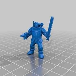 Descargar archivos 3D gratis Elite imperial espacial de tropas de asalto., KarnageKing