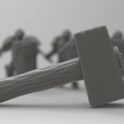 hamma.png Download free STL file a hammer • 3D printable model, KarnageKing