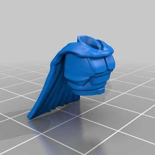 Download free 3D printer model First and only ghosts torso parts, KarnageKing