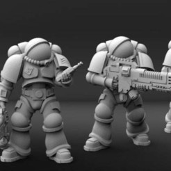 4847f7c2321df4f7374427070a431319_display_large.jpg Download free STL file Terra Space Defense force • 3D printable model, KarnageKing