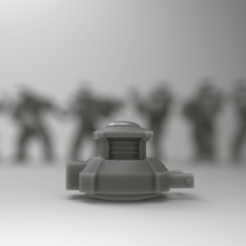 incursor group pic.png Download free STL file Proximity Mine and invasive raiders • Model to 3D print, KarnageKing