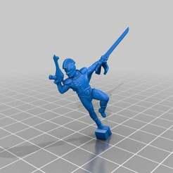 Descargar modelos 3D gratis Bailando Payasos de la Muerte, KarnageKing