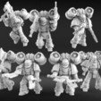 9c2cde7efd57f4b601e29da04bb46770_display_large.jpg Download free STL file Marine assault squad Eaters of Worlds • 3D printer template, KarnageKing