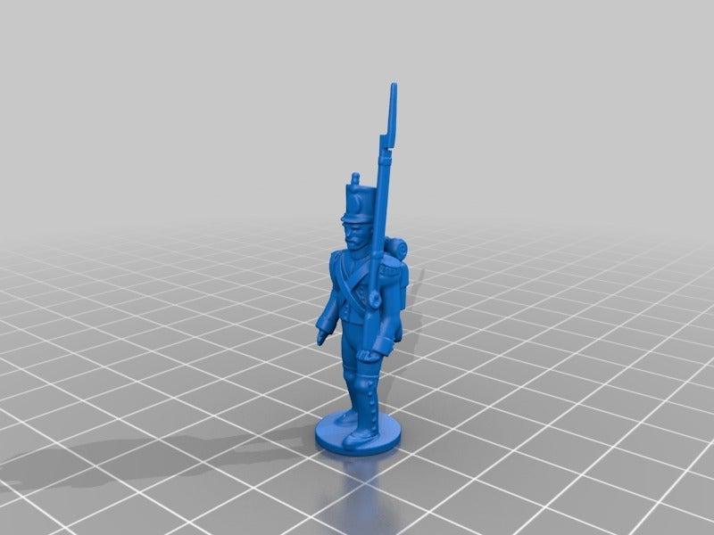 258abd46f32dfdc4bb0a776c3dd7e53b_display_large.jpg Télécharger fichier STL gratuit Soldat français • Design pour imprimante 3D, KarnageKing