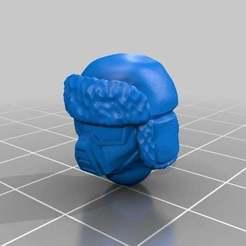 Descargar diseños 3D gratis Cabezas Imperiales de Invierno, KarnageKing