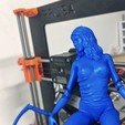 Descargar modelos 3D cyberpunk 2077 girl android, exclusive3dprinting