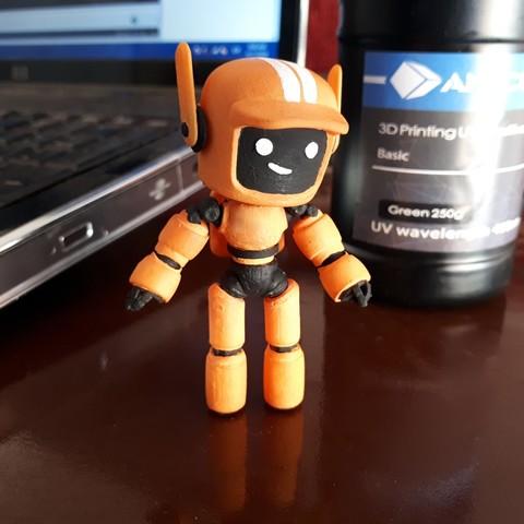 Love death and robots 3 robots