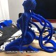 Download STL files ghost in the shell anime, exclusive3dprinting