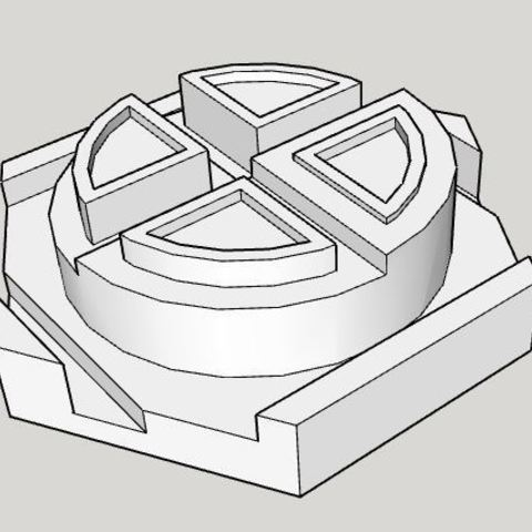 3D printer models Platform 2, valol