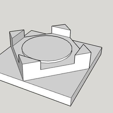 3D print files Style platform, valol