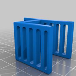 doll_chair_v11.png Télécharger fichier STL gratuit Chaise de poupée à lattes • Plan à imprimer en 3D, martinnohr76