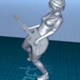2020-06-22_07-20-04.png Télécharger fichier STL gratuit jolie femme avec une guitare • Design pour imprimante 3D, 1001thing3d