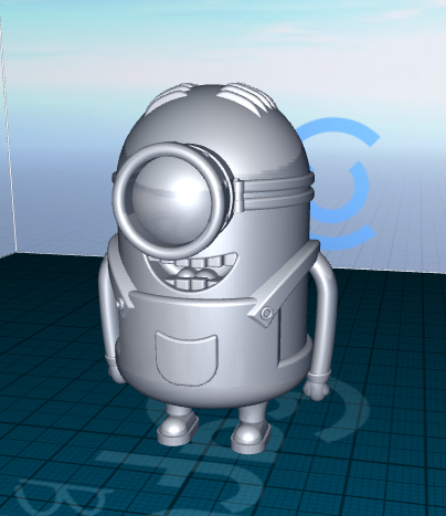 2020-06-22_08-12-49.png Download free STL file minion stuart • 3D printing object, 1001thing3d