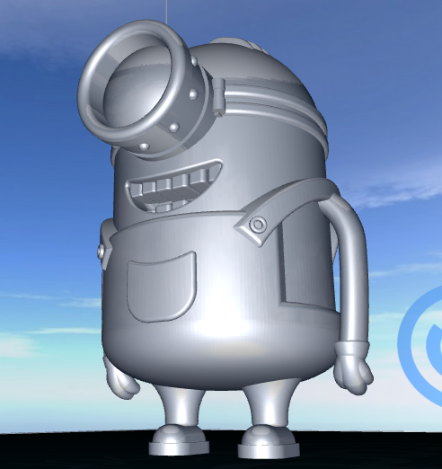 2020-06-22_08-14-17.png Download free STL file minion stuart • 3D printing object, 1001thing3d