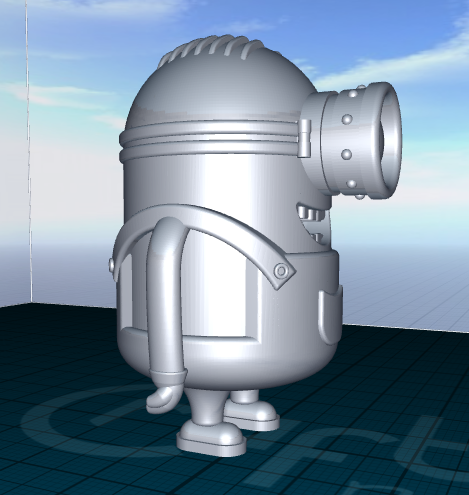 2020-06-22_08-13-06.png Download free STL file minion stuart • 3D printing object, 1001thing3d