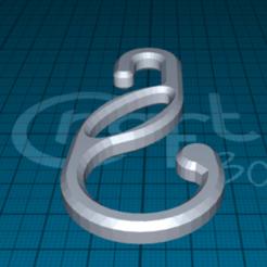 Télécharger fichier impression 3D gratuit cintre 2, 1001thing3d