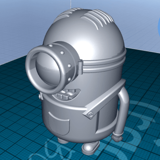 2020-06-22_08-13-47.png Download free STL file minion stuart • 3D printing object, 1001thing3d