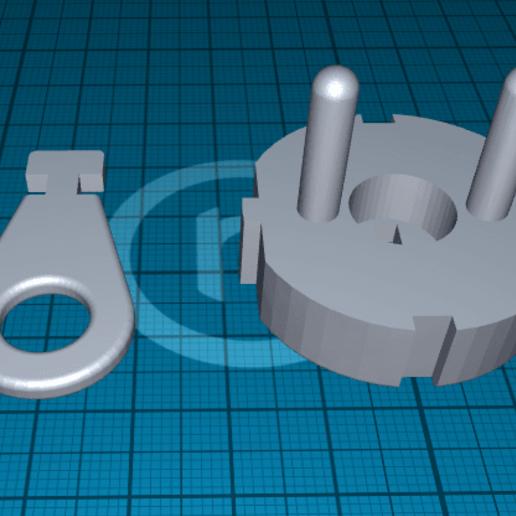 2020-06-20_12-58-14.png Télécharger fichier STL gratuit fiche pour prise de courant avec clé • Design à imprimer en 3D, 1001thing3d