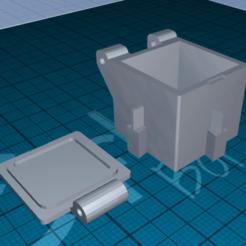 Télécharger fichier STL gratuit boîte de rangement petite • Modèle pour impression 3D, 1001thing3d