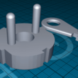 2020-06-20_12-58-40.png Télécharger fichier STL gratuit fiche pour prise de courant avec clé • Design à imprimer en 3D, 1001thing3d