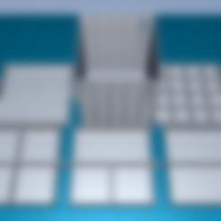 1.stl Télécharger fichier STL gratuit boîte de rangement • Design pour imprimante 3D, 1001thing3d