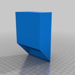 Descargar archivo 3D gratis Support télécommande à fixer au mur / Soporte de mando a distancia de pared, Jgood08400
