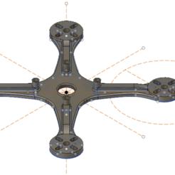Descargar modelo 3D Mini Drone 3d - frame, isaiaspintos