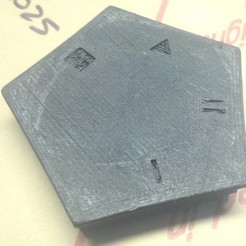 Free STL Magnetic Hold-Down for Laser Cutter, aL1eN_L0Af