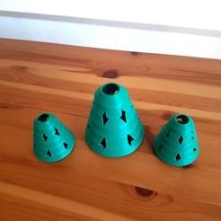 20191215_094013.jpg Télécharger fichier OBJ Vase de l'arbre de Noël • Design à imprimer en 3D, 3DParts4U