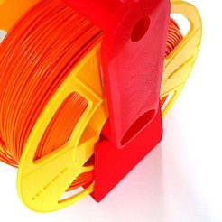 Download 3D printing models Spool Holder 'Anti Tangle', 3DParts4U