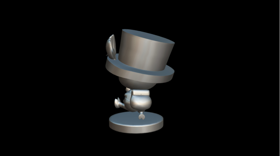 Screenshot_2019-09-09 Chopper 1 - Download Free 3D model by MundoFriki3D ( MundoFriki3D)(3).png Télécharger fichier OBJ gratuit Hachoir Peléon • Plan pour impression 3D, MundoFriki3D